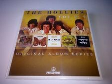 THE HOLLIES - ORIGINAL ALBUM SERIES VOL.2 - 5 CD SET NEW SEALED 2016 WARNER