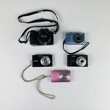 Mixed Camera Lot Bulk Wholesale