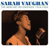 Sarah Vaughan, Count - Mercury Recordings 1954-60 [New CD] UK - Import