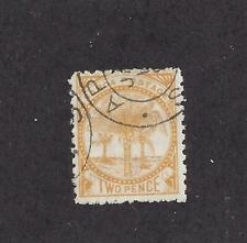 SAMOA -13g - USED - 1897 - PALMS