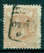 Gestempelte Briefmarken aus Brasilien