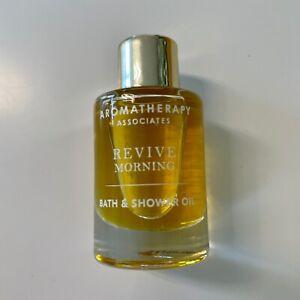 Aromatherapy Associates Revive Morning Bath & Shower Oil 9ml New Sealed