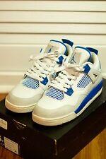 GS 2012 Air Jordan Military Blue 4s IV 408452 105