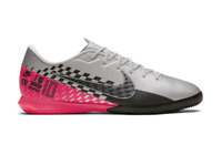 Nike Neymar Mercurial Vapor 13 Chrome Academy IC Soccer Indoor Cleats AT7994-006