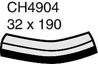 Mackay Radiator Hose (Top) CH4904 fits Toyota MR 2 1.8 16V VT-i (ZZW30)