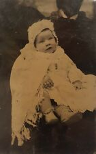 ANTIQUE HIDDEN MOTHER PHOTOGRAPHER STUDIO EDIT ALTERED REALITY TINTYPE PHOTO