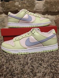 New In Hand Nike Dunk Low Lime Ice Women's Size 10/Men's Size 8.5 **Ships Fast**