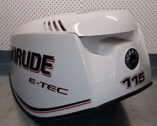Evinrude ETEC Top Cowling 115 130 hp Outboard Engine Motor Cover