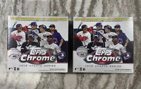 ⚡FAST SHIP ⚡2020 Topps Chrome Update Series MLB Baseball Mega Box - Lot Of 2