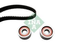Zahnriemensatz für Riementrieb INA 530 0112 10