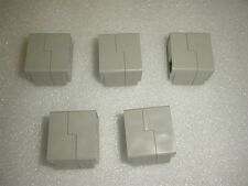 5 Tyco / AMP Telephone In-Line Couplers Phone Line Extension 6 Conductor