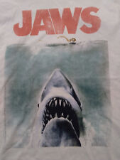 Jaws Movie t shirt sz M New Nwot killer shark