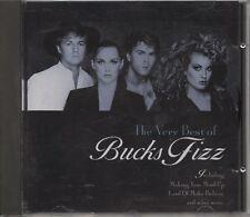 Bucks Fizz - The Very Best Of (CD Album) ... Ariola Express
