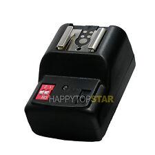 PT-04 Wireless Remote Studio Flash Trigger Receiver Acceptor Canon Nikon Camera