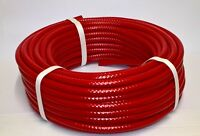 Black Virgin Methanol SILICON HOSE Speedway 6mm bore PVC Reinforced Fuel pipe