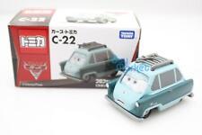 Tomica Takara Tomy Disney PIXAR Motors C-22 Professor Z Diecast Toy Car CARS 2