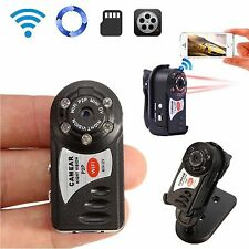 Mini Portable P2P WiFi IP Camera Indoor/Outdoor HD DV Hidden Spy Remote Camera