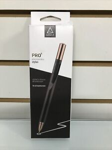 Adonit Pro 4 Precision Disc Stylus for Touchscreens Black New Open Box