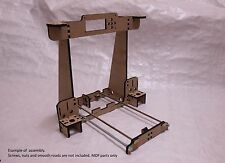Anet A8/Hesine M505/Tronxy 3D Printer clone Frame 8mm MDF similar to Prusa i3