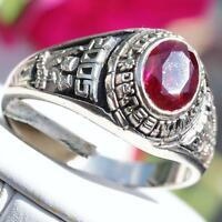 10k white gold class ring 2005 twinsburg high school size 9.25 vintage 6.1gr