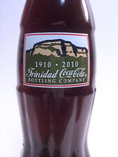 RARE 100th ANNIVERSARY COCA-COLA BOTTLE FROM TRINIDAD COLORADO