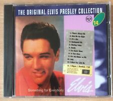 The Original Elvis Presley Collection 14 Something For Everybody MINT - FASTPOST