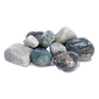Oase Biorb Feng Shui Green Pebbles Gloss Decorative Stone for Fish Tank Aquarium