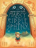 Marcy and the Riddle of the Sphinx : Marcy and the Riddle of the Sphinx, Hard...
