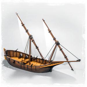 Firelock Games Blood & Plunder: (Ship) Tartana  (plastic resin)
