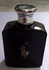 Polo Black by Ralph Lauren for men, 4.2 oz Eau De Toilette EDT Spray