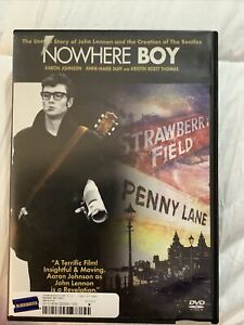 Nowhere Boy, DVD, The Untold Story Of John Lennon & The Creation of The Beatles