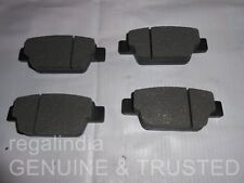 Original ate zapatas conjunto de freno de tambor atrás Hyundai Santa Fe II