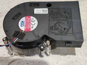 Dell TKR4X 7D86K Optiplex 5050 SFF CPU Heatsink & Fan 4-Pin - Delta BUC1012SJ-00