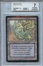 MTG Dark Maze of Ith BGS 7.0 (7) NM/MT Card Magic the Gathering WOTC 5329