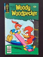 WALTER LANZ WOODY WOODPECKER #180 GOLD KEY COMICS 1979 FN/VF