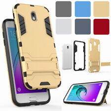 Shockproof Drop Proof Armor Hard Stand Case For Samsung Galaxy J3 J5 J7 Pro 2017