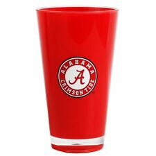 Alabama Crimson Tide Cup Tumbler Insulated With Double Print 20 oz Crimson Red
