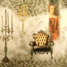 Valerie Deleau: Vincennes II Fertig-Bild 70x70 Wandbild Interieur Barock Leuchte