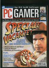 PC GAMER 1998SPECIALE VACANZE indiana jones,commandos,rainbow six