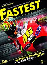FASTEST - DVD - REGION 2 UK