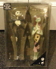 The Nightmare Before Christmas Jack & Sally Wax Candlestick Set (Neca, 2004)(ZM)