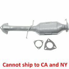 New Steel Catalytic Converter Assembly For Oldsmobile Bravada 1996-1999