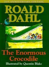 The Enormous Crocodile,Roald Dahl, Quentin Blake, Tom Maschler