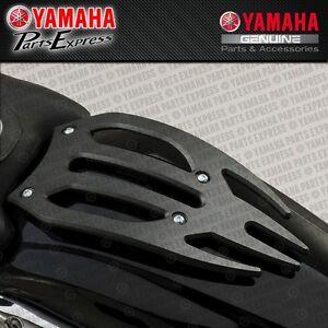 NEW 2010 - 2017 YAMAHA XV19 RAIDER S SCL BULLET COWL BILLET REAR FENDER RACK