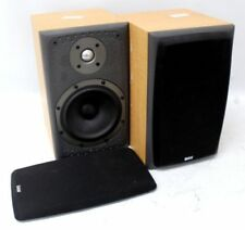B&W Black Wired Home Speakers & Subwoofers