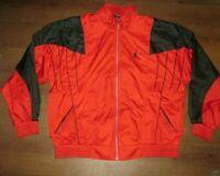 Jordan 23 Nike Air Red Black Jersey Track Warm Up Jacket  Men's 2XL W-10