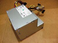 DELL OptiPlex 760 780 960 580 DT L255P-01 WU123 255W Power Supply PS-5261-3DF-LF