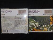 COFFRET 2 CD OPERA FOR PIANO / MICHAEL PONTI /