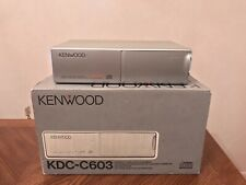 KENWOOD KDC-C603 10 DISC COMPACT AUTO CD CHANGER