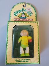 1984 Cabbage Patch Poseable Figures Ronnie Bryan on card